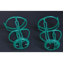 stereoscopic plastic bottle hanger