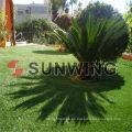 fútbol al aire libre techo de fútbol campo de bádminton balcón golf hierba sintética