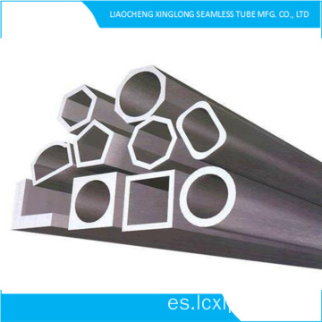 Ss400 Cold Drawn Hexagonal Bars Carbon Steel tube
