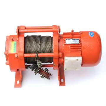 2 Ton Hoist / 380V Motor Electric Wire Rope Hoist