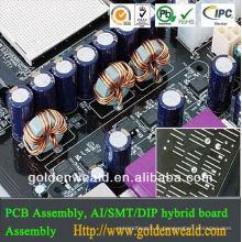 pcba led pcba FR4 pcb prototype assemblage professionnel pcba assemblée pcb concepteur
