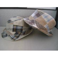 Sombrero vendedor caliente de Fedora del caballero, gorra de béisbol de los deportes