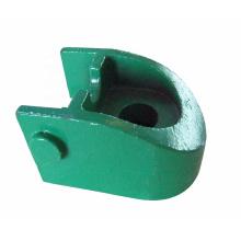 Compañía de piezas de suspensión de remolque de fundición a cera perdida