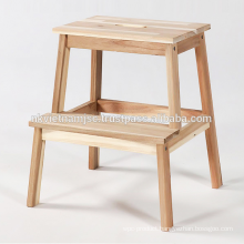 Wooden Chair Step Stools