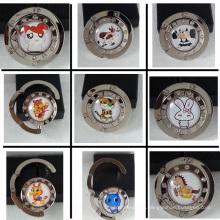 Сделано в Китае, вешалка для мешков со знаком зодиака из цинкового сплава