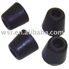 custom molded NR rubber stopper