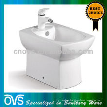 New Design Ceramic Floor Mounted Toilet Bidet