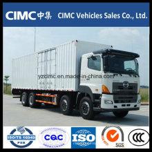 Caminhão de carga Hino 8X4 Euro IV 350-380HP