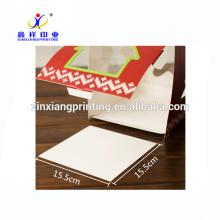 Customized Logo And Shape !Bulk Decorative Christmas Cake Gift Packaging Box with Handle