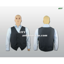 Tactical safety vest with ventilation