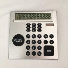 12 Digits Jumbo Semi Calculator with Big Plus