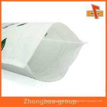 Reutilizável Custom Design / Bolsa Bolsa Logo Feita de papel de arroz