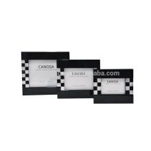 Пользовательские деревянные фото фоторамка с белой перламутром