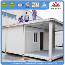 Construcción rápida casa contenedor / casa
