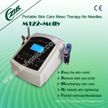 M122-Molly Multifunction Wrinkle Removal and Face Beauty Mésothérapie sans aiguilles