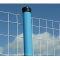 PVC cubrió la cerca de poste de seguridad de la carretera (Anjia-067)