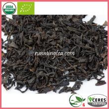 Smoky Aroma Wuyi Mountain Orgânico Chá Preto