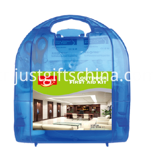 Promotional Plastic Office First Aid Kit