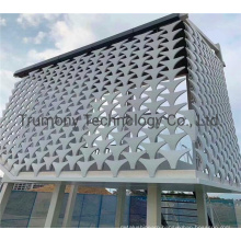 China Manufacturer Customize Carved Aluminum Composite Panel