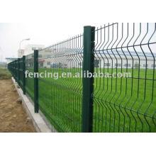 пластиковые безопасности забор сетка (завод)