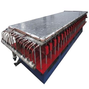 Низкая стеклопластиковые панели производственной линии Цена китайской стеклоткани Скрежеща машина стеклопластиковые решетки оборудование
