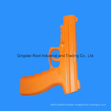 Rapid Prototype Products for Toy Gun