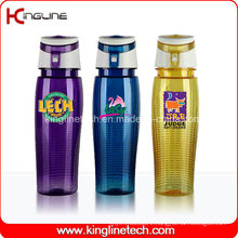 700ml BPA Free plastic sports drink bottle (KL-B1912)