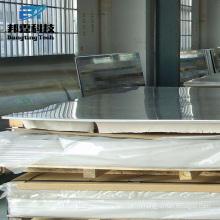 5мм 16мм 12мм толщиной зеркальной полировкой высокая тепло отражательный алюминиевый лист