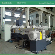 PVC/TPU/TPE two stage extruder pelletizing line