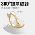 Angle and devil appearance Mirror Ring Holder 360 degree rotating Ring Stand for Mobile Phone