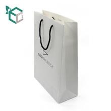Kraft Papier Papierart und Heißsiegel Versiegelung und Griff Brot Verpackung Papiertüten