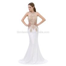 2017 Best Selling Fashion Prom Lange Formale a-line bodenlangen Sexy Frau Kleid