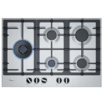 Bosch Gas Hob 90cm Stainless Steel