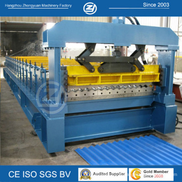 Corrugated Sheet Cold Roll Forming Machine