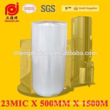 Popular high quality Machine Used stretch film