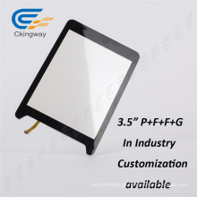 "3.5 ""Tier Film Glas Multi Touch Screen Panel"