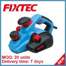 Cepilladora del grueso de la máquina de la cepilladora de la mano de trabajo de Fixtec 850W