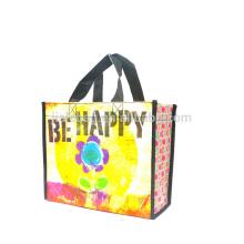 Счастливые brithday продвижение милый хозяйственная сумка