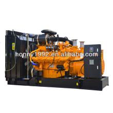 Alta eficiencia del generador de gas natural Consumo de combustible
