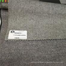 silk cashmere woolen cut velvet wool fabric ladies wool long winter coats fabrics