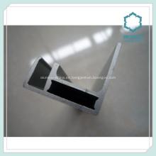 Marco de Panel Solar de perfiles de aluminio anodizado