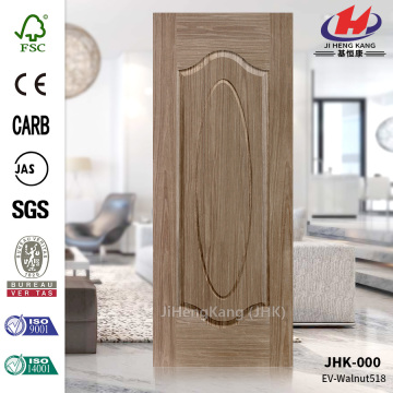 Black Walnut Molded Sliding Door Skin
