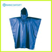 Unisexe Durable Recyclable Waterproof Polyester Rain Poncho