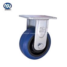 6 Inch Rubber Wheel Heavy Duty Caster