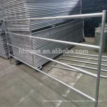 Los paneles de ganado usados galvanizados de calidad superior ganaron la cerca / los paneles usados de la cerca del caballo
