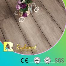 12.3mm Parquet Maple Texture Oak Vinyl Plank Laminated Wood Flooring