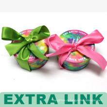 Модное Круглые Маленькие Красочные Бумажные Подарочные Коробки С Бантом