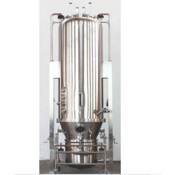 Serbuk Granules Fluid Bed Dryer Machine