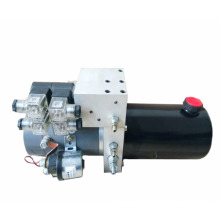 sales hydraulic power pack for snow sweeper