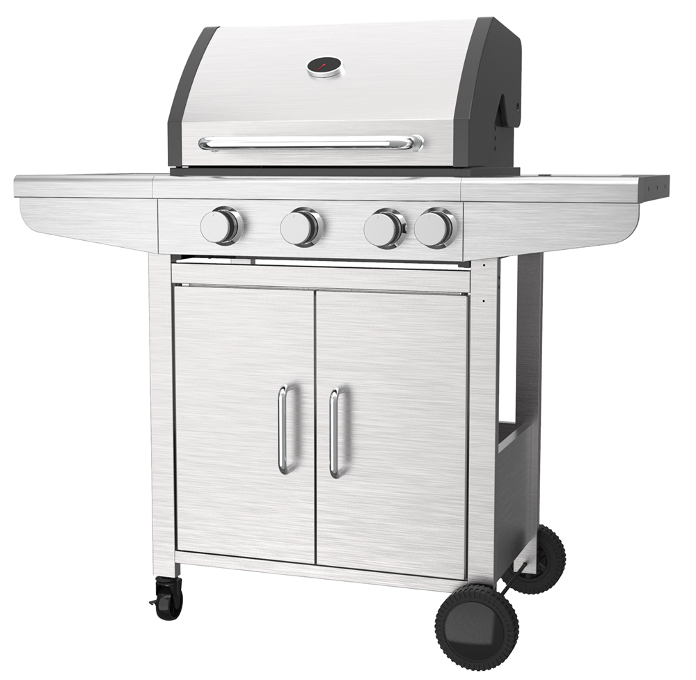 Stainless Steel Gas Outdoor Gas Grill
